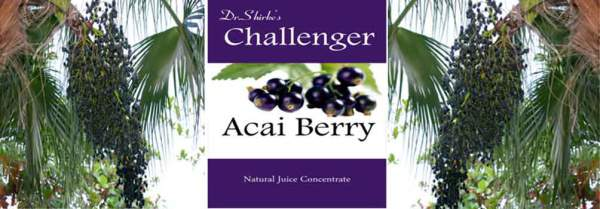 Acai Berry Juice Supplier